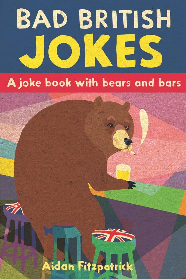 Bad British Jokes book cover