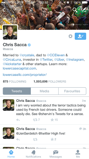 Chris Sacca on terror